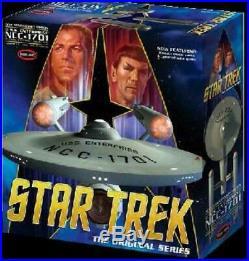 1/350 Star Trek The Original Series Enterprise NCC-1701 50th Anniversary Edition