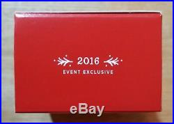 2016 NYCC SDCC Hallmark USS Enterprise Star Trek 50th Anniversary Pilot Version