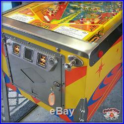 Bally STAR TREK PINBALL CABINET STENCILS Pinball Pimp PREMIUM