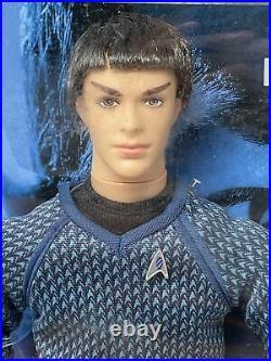 Estate Lot Barbie Black Label Star Trek Original Series Kirk Uhura Spock