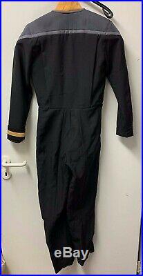 First Contact + DS9 Star Trek Uniform Overall original Space Center Bremen #36