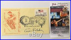 Gene Roddenberry Signed Autographed First Day Cover JSA Certified Star Trek