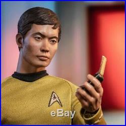 Hikaru Sulu Star Trek Original Tv Series 16 Figure Quantum Mechanix Sideshow