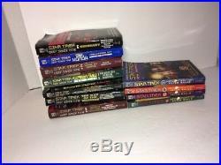 Lot of 130+ Star Trek Original, Next Gen, Deep Space Nine, Voyager Large