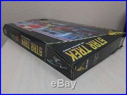 Mega Bloks Star Trek Original Series U. S. S. Enterprise Bridge Sealed Box Spock