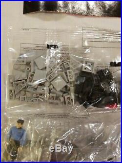 Mega Bloks Star Trek (Original Series) USS Enterprise Bridge 594 pcs NEW WithO BOX