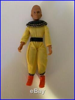 Mego Talos Star Trek Alien 8 Original Action Figure 100% Complete RARE