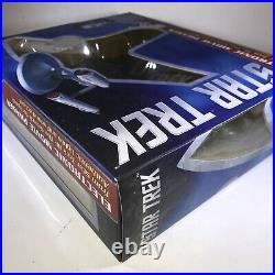 New Sealed Box Star Trek The Original Series Classic Phaser Electronic W Sound