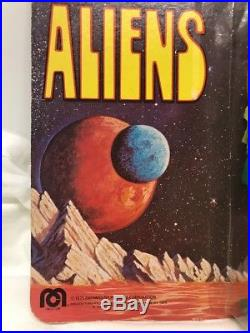 Original Mego Star Trek Aliens Neptunian Action Figure 1975 UNPUNCHED Card MOC