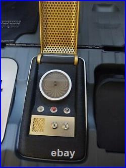 Original Series Star Trek Bluetooth Communicator Prop Replica The Wand Company