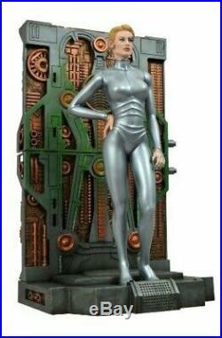Platts Dc17867 Star Trek Voyager Seven Of Nine Figures Original 699788178676