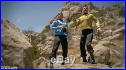 Quantum Mechanix QMx Star Trek TOS The Original Series Captain Kirk 1/6 Figure
