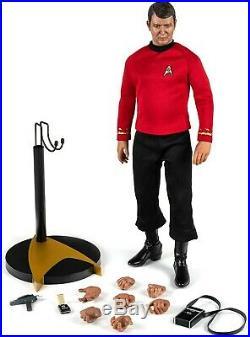Quantum Mechanix QMx Star Trek TOS The Original Series Scotty 1/6 12 Figure