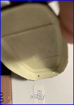 STAR TREK I BIO-MONITOR PROP SCREEN USED with COA. (8763)