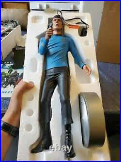 Spock 1/4 Scale Statue 106/750 (Star Trek The Original Series) Hollywood