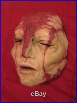 Star Trek 2009 Original Used Alien Mask (Movie Prop, Screen Used, Memorabilia)