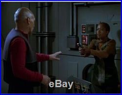 Star Trek First Contact 1996 Lily Sloane Screen Used Stunt Costume COA