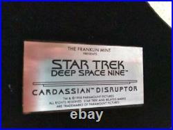 Star Trek Franklin Mint Movie Collector Item