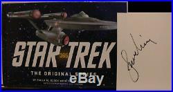 Star Trek Original Buch signed signiert autograph Signatur Autogramm