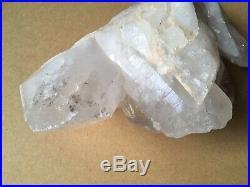 Star Trek Original Dilithium Crystal Cluster Massive 5.3 kg 11.7 lb COA