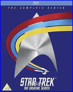 Star Trek Original Series Blu-ray Staffel Season 1 2 3 Raumschiff Enterprise