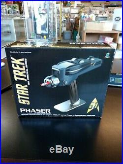 Star Trek Original Series Phaser Universal Remote The Wand Company MIB