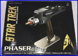 Star Trek TOS Original Series Phaser Remote Control The Wand Company