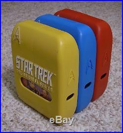 Star Trek The Complete Original Series (22-DVD Set, 2004) Seasons 1-3 2 OOP TOS