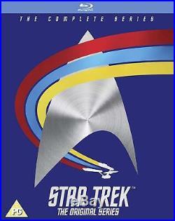 Star Trek The Original Series Blu-ray Staffel Season 1 2 3 Raumschiff Enterprise