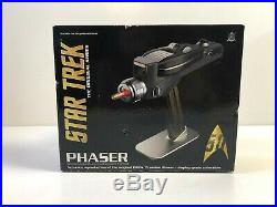 Star Trek The Original Series Phaser Universal Remote Control The Wand Company