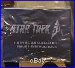 Star Trek The Original Series QMX 1/6 Captain James T Kirk (Exclusive Version)