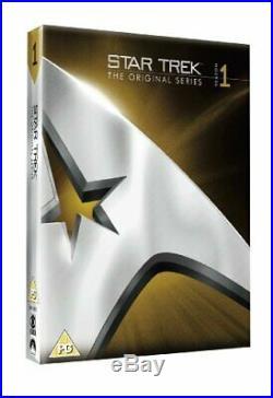 Star Trek The Original Series Season 1 DVD DVD TKVG The Cheap Fast Free