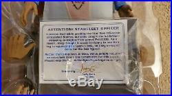 Star Trek The Original Series Spock QMX 1/6 Scale Figure Leonard Nimoy Hot Toys