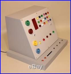Star Trek The Original Series Talking Voice Computer Fan Made Prop Replica