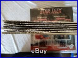 Star Trek The Original Uncut TV Series 28 BRAND NEW FACTORY SEALED! Laserdisc