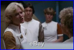 Star Trek The Wrath Of Khan Screen Used Costume Female Regula I Scientist COA