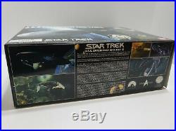 Star Trek U. S. S. Enterprise Ncc-1701-e 1/1700 Bandai 2003 Original New Rare