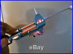 Star Trek original series type III laser riffle 1 to1 prop replica