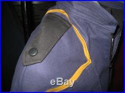 Uniform Mirror STAR TREK Enterprise NX-01 female S original Replica top rar