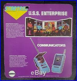 VINTAGE Mego Star Trek 1974 MOC Mr. SPOCK ORIGINAL VERY NICE NEW SEALED ON CARD