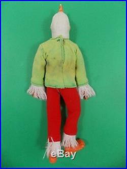 Vintage Star Trek Mego Mugato Figure 1974 All Original